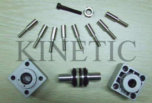 kinetic pneumatic cylinder